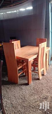 4 Seater Dinning Table | Furniture for sale in Nairobi, Nyayo Highrise