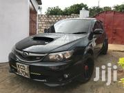 Subaru Impreza 2008 Black | Cars for sale in Mombasa, Bamburi