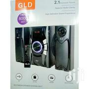 Gld Subwoofer Highdefination Bluetooth FM,USB/SD,8000 Watts Pmpo | Audio & Music Equipment for sale in Mombasa, Port Reitz