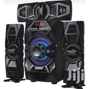 Home Star HS-1052 3.1CH Multimedia Speaker System - Black | Audio & Music Equipment for sale in Mombasa, Port Reitz