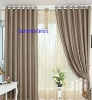 Dark Cream Linen Curtain | Home Accessories for sale in Nairobi, Nairobi Central