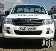 Toyota Hilux 2015 White | Cars for sale in Nairobi, Roysambu