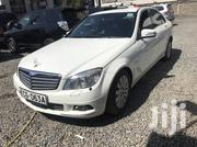 Mercedes-Benz C200 2009 White | Cars for sale in Nairobi, Kilimani