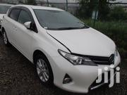 Toyota Auris 2012 White | Cars for sale in Mombasa, Kipevu