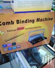 Binding Machine, A4/A3, Binds 350 Sheets, With Integrated 4 Hole Punch | Manufacturing Equipment for sale in Nairobi, Nairobi Central