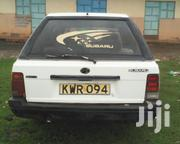 Subaru 1.8 1985 i Coupe White | Cars for sale in Murang'a, Mugoiri
