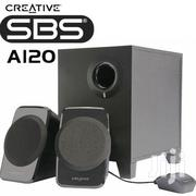 Creative A120 2.1 Channel Computer Speaker System | Audio & Music Equipment for sale in Nairobi, Nairobi Central