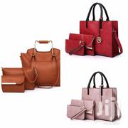 3 in One Pure Leather Handbags | Bags for sale in Nairobi, Nairobi Central