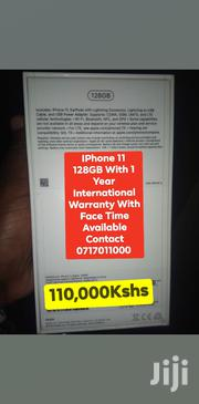 New Apple iPhone 11 128 GB Black | Mobile Phones for sale in Mombasa, Mji Wa Kale/Makadara