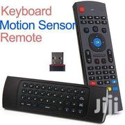 Remote Plus Mouse Plus Keyboard All In One Use  Tv Box Smart Tv PC | Computer Accessories  for sale in Nairobi, Kitisuru