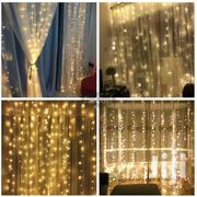 LED Lights Warm White 3x3mtrs Curtain Lights | Home Accessories for sale in Nairobi, Nairobi Central