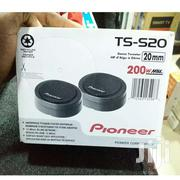 Sealed Original And Authentic Pioneer TS-S20 Tweeters 200 Watts | Vehicle Parts & Accessories for sale in Nairobi, Nairobi Central