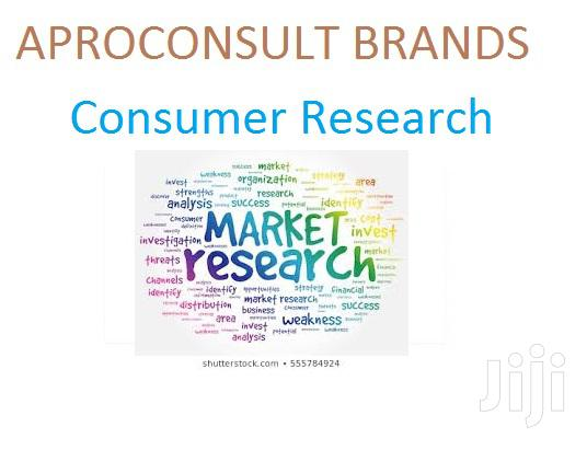 Consumer Research Service To Manufacturers