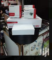 Hikvision 3 CCTV Cameras Security Complete System Kit Package Set Up | Security & Surveillance for sale in Nairobi, Nairobi Central