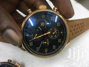 Orange and Gold Tagheure Quality Timepiece | Watches for sale in Nairobi, Nairobi Central