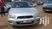 Subaru Impreza 2005 Silver | Cars for sale in Nairobi, Nairobi Central