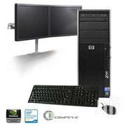 Hp Z400 Workstation Xeon Quad Core 8gb 1tb 3.2ghz With 19inch At 29k | Laptops & Computers for sale in Nairobi, Nairobi Central