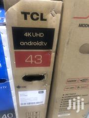 TCL Smart 4K Android TV 43inchs | TV & DVD Equipment for sale in Nairobi, Nairobi Central