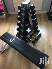 Exercise Dumbbells | Sports Equipment for sale in Nairobi, Kileleshwa