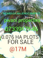 MOMBSA ISLAND PLOTS  AT MAJENGO | Land & Plots For Sale for sale in Mombasa, Majengo