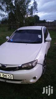 Subaru Impreza 2008 2.0 GL AWD White | Cars for sale in Nyandarua, Engineer