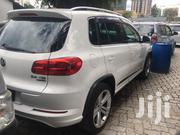 New Volkswagen Tiguan 2.0 SEL 4Motion 2012 White | Cars for sale in Nairobi, Nairobi Central