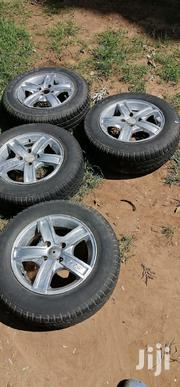 Rims Complete With Tyres 15inch | Vehicle Parts & Accessories for sale in Nairobi, Mugumo-Ini (Langata)
