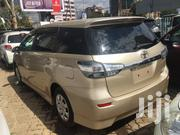 New Toyota Wish 2012 Gold | Cars for sale in Nairobi, Nairobi Central