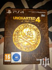 Uncharted 4 : A Thiefs End (Collectors Edition) | Video Games for sale in Nairobi, Karen