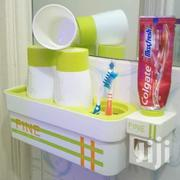 Toothpaste Dispenser/Toothbrush Holder | Home Accessories for sale in Nairobi, Nairobi Central