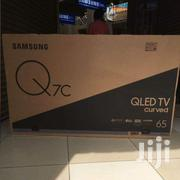 New Samsung Smart Qled Q7c Curved Tv 65 Inch | TV & DVD Equipment for sale in Nairobi, Nairobi Central