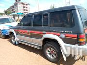 Mitsubishi Pajero 2001 Gray | Cars for sale in Nyandarua, Leshau Pondo