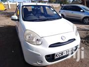 Nissan March 2010 White | Cars for sale in Nairobi, Kahawa West
