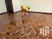 Wood Floor Sanding And Varnishing | Building & Trades Services for sale in Kiambu, Kikuyu