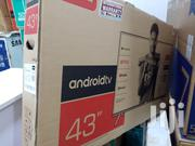 New Tcl Smart 4K Android Tv 43"