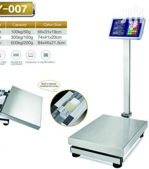 300 Kgs Digital Platform Scale
