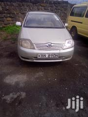 Toyota Corolla 2003 Sedan Silver | Cars for sale in Nakuru, Mbaruk/Eburu