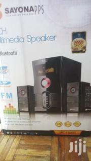 Sayona Subwoofer Channel 2.1-8000 Pmpo With Blue Tooth Sht 1134 | Audio & Music Equipment for sale in Nairobi, Nairobi Central