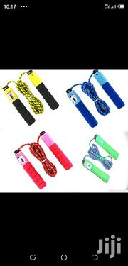 Skipping Rope With Meter Count | Sports Equipment for sale in Nairobi, Nairobi Central