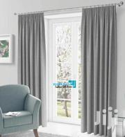 Grey Linen Curtains | Home Accessories for sale in Nairobi, Nairobi Central