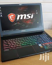 New Laptop MSI GS63 7RD Stealth 16GB Intel Core i7 SSD 256GB | Laptops & Computers for sale in Nairobi, Nairobi Central