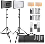 LED Video Lighting Kit With Stand LED Camera Lighting 240pcs 3200/5600 | Photo & Video Cameras for sale in Kiambu, Ndenderu