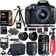 Canon EOS Rebel T6 DSLR Camera Kit | Cameras, Video Cameras & Accessories for sale in Nairobi, Nairobi Central