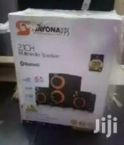Sayona 2.1 Ac/DC Bluetooth Multimedia Speaker | Audio & Music Equipment for sale in Nairobi, Nairobi Central
