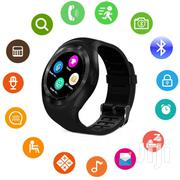 Smart Watch Executive Fitness Smart Watch Mmpesa Whatsaap -mate Black | Smart Watches & Trackers for sale in Nairobi, Nairobi Central