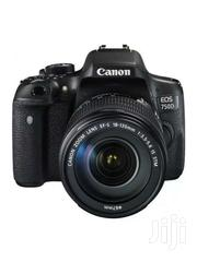 Canon EOS 750D 18-55mm IS STM Lens Kit 24.2MP DSLR Camera Black | Cameras, Video Cameras & Accessories for sale in Nairobi, Nairobi Central