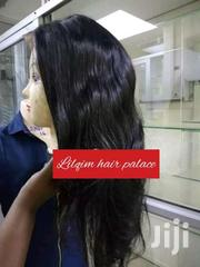 """18 Human Hair Frontal Lace Wig"""" 