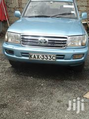 Toyota Land Cruiser Prado 1998 Blue | Cars for sale in Kiambu, Gitothua