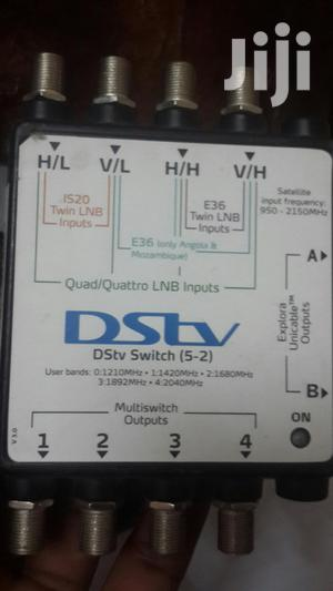 Dstv Multiswitch For Extra View And Explora