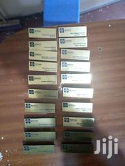 Nametags Printing And Engraving | Manufacturing Services for sale in Nairobi, Nairobi Central